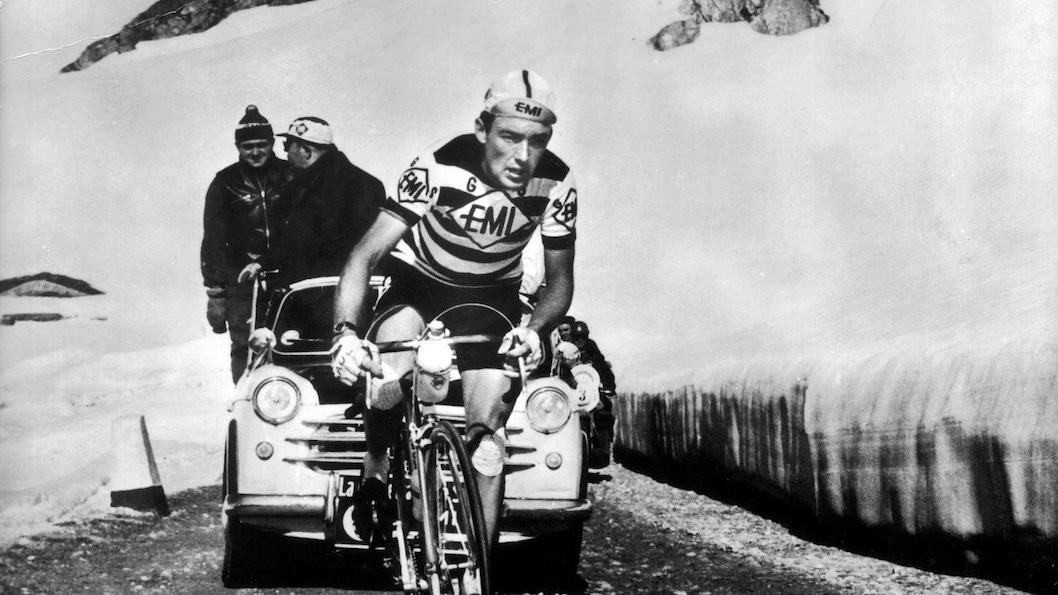 L'impresa di Charly Gaul al Giro d'Italia 1956