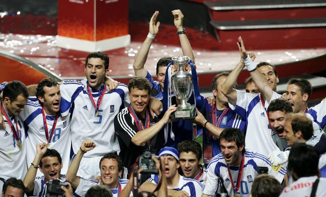 Euro 2004: quell'impresa impossibile della Grecia in Portogallo