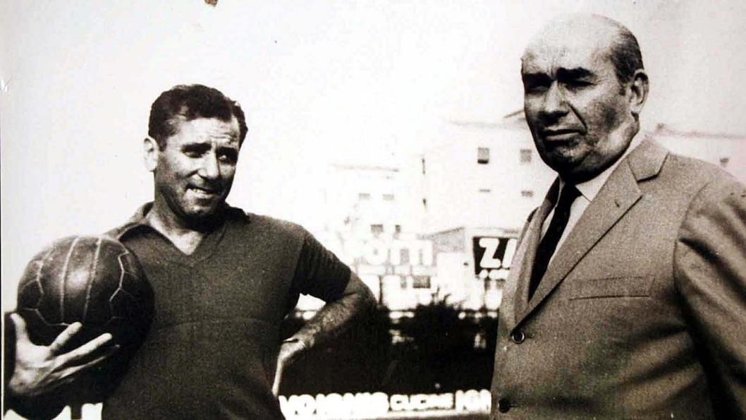 Paolo Mazza, icona della Spal e degli anni '60