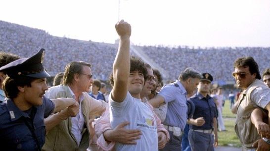 Calciomercato: Giugno 1984, Napoli milionaria con Maradona
