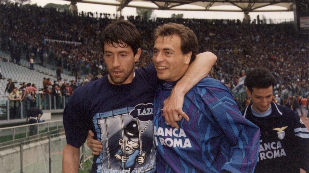 Lazio-Roma, Marchegiani e quel rigore parato a Giannini in un derby
