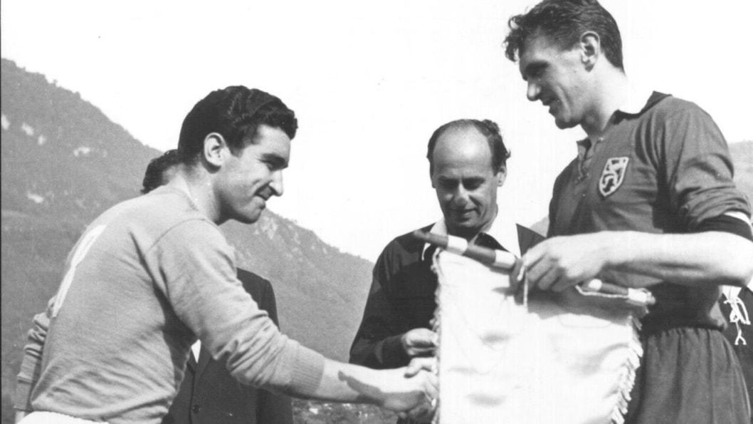 Italia-Belgio: nel 1954 un poker da Mondiale