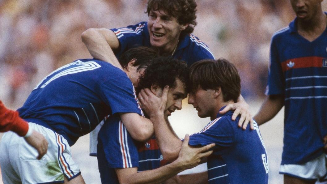 Spagna-Francia, la finale di Euro 1984 fu appannaggio dei Bleus